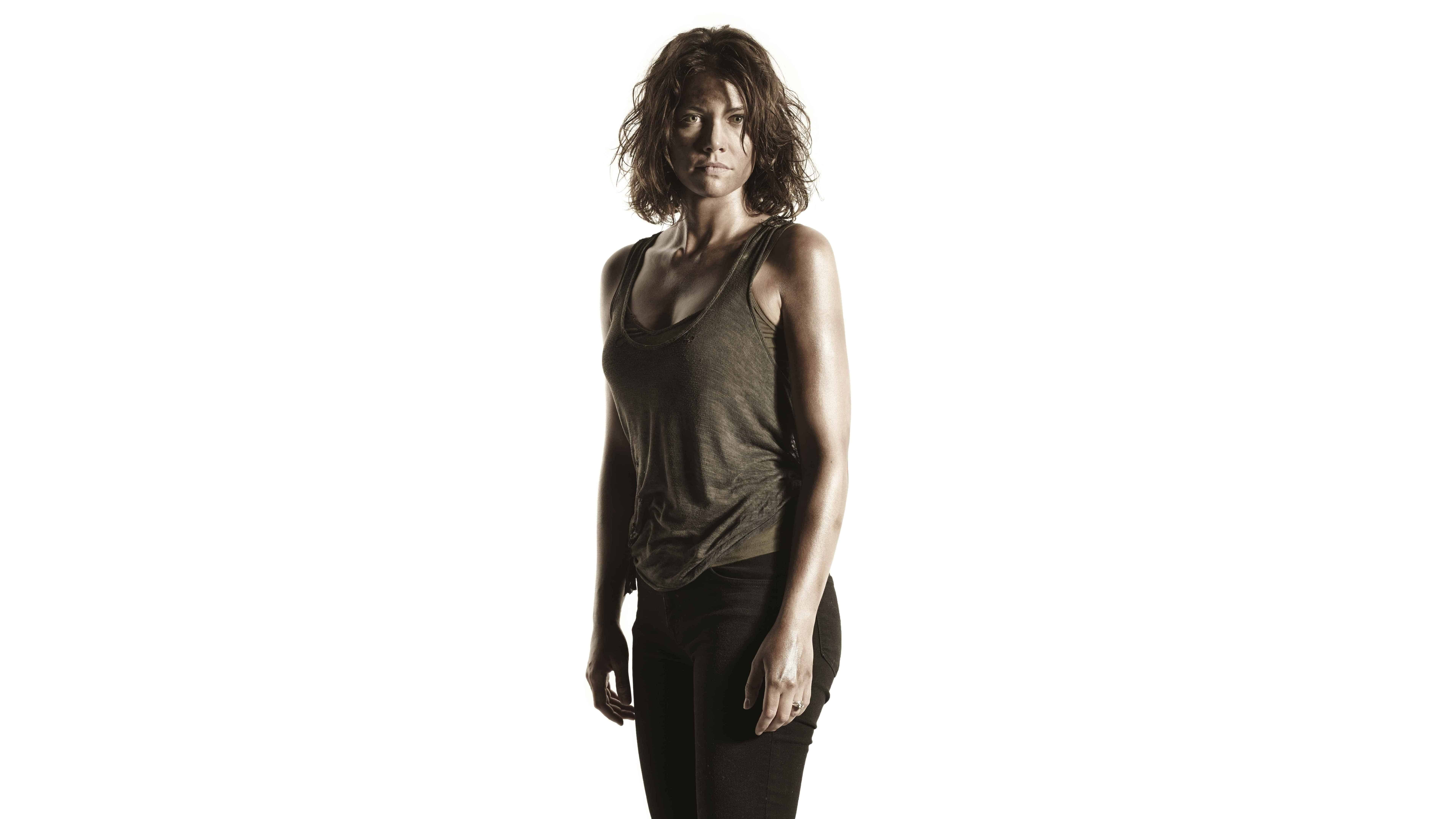 Related Images - Lauren Cohan Walking Dead Season 4 , HD Wallpaper & Backgrounds