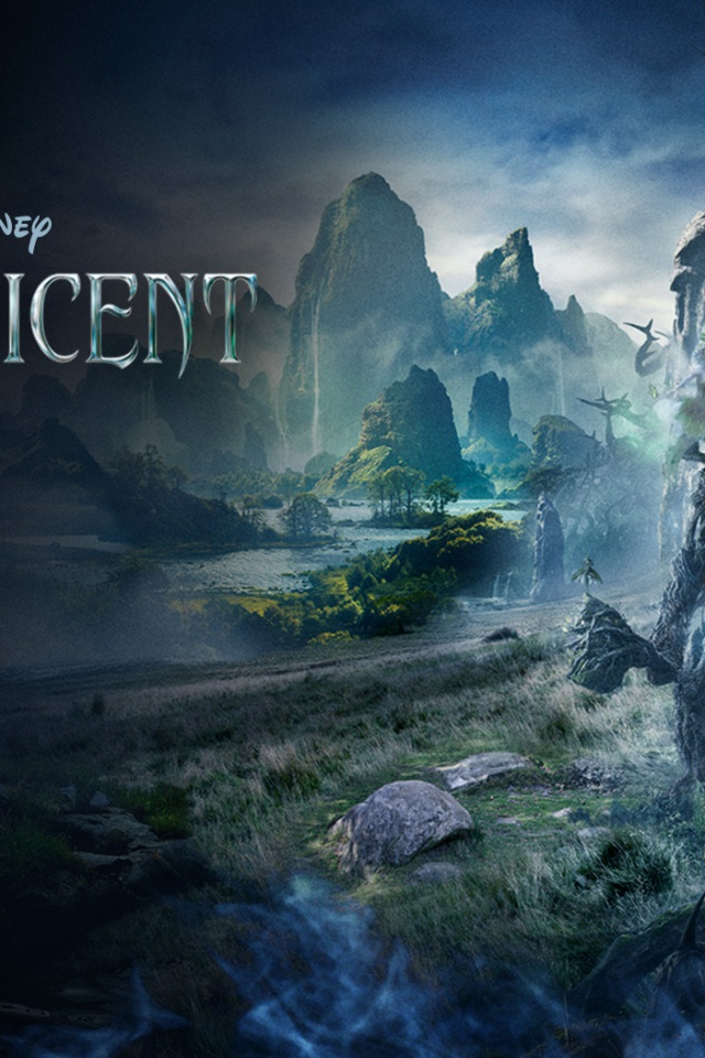 Maleficent Posters , HD Wallpaper & Backgrounds