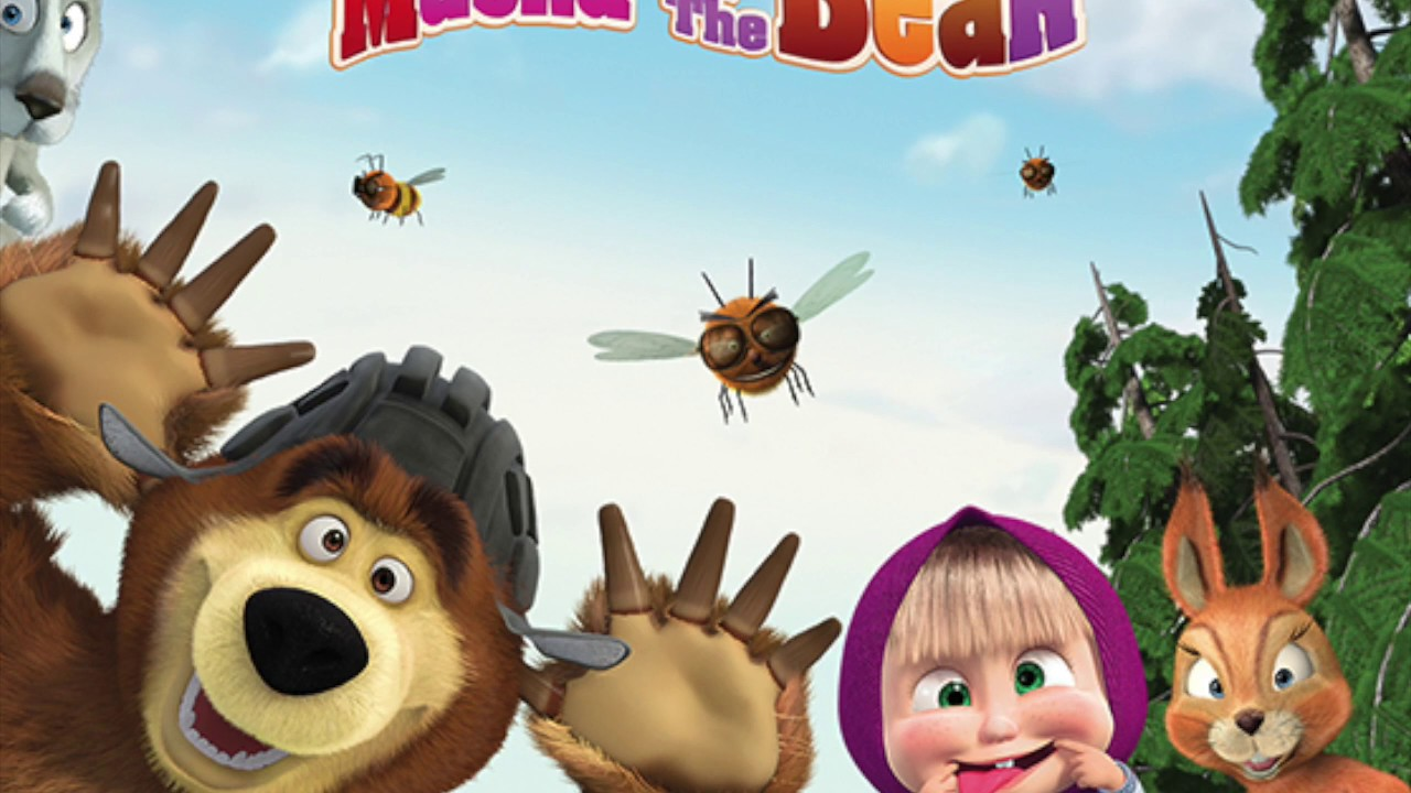 Masha And The Bear Full Hd Quality Picture Masha And Bear