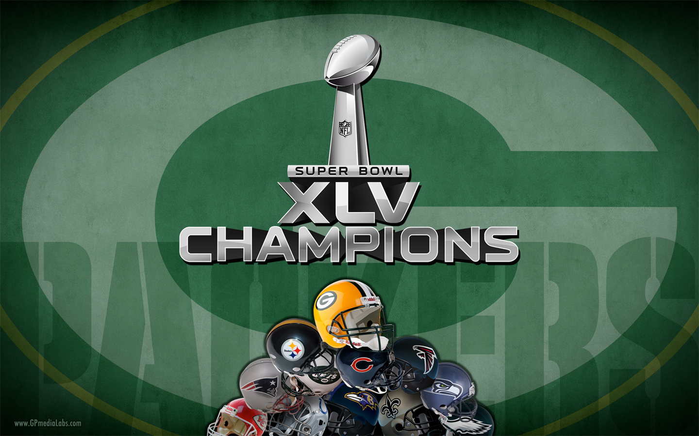 Green Bay Packers Wallpaper Super Bowl Champions Wallpaper Cool