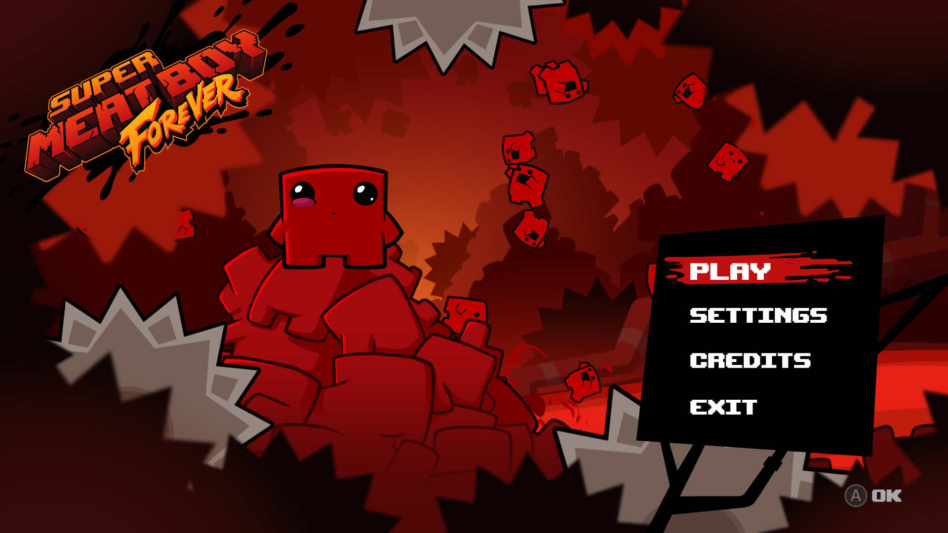 Big News Folks The Sequel To Super Meat Boy Is Coming