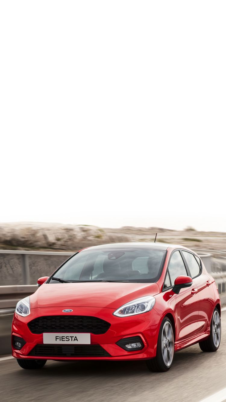 Universal Phone Wallpapers Backgrounds Race Red Fiesta Ford Fiesta St Line 1144350 Hd Wallpaper Backgrounds Download