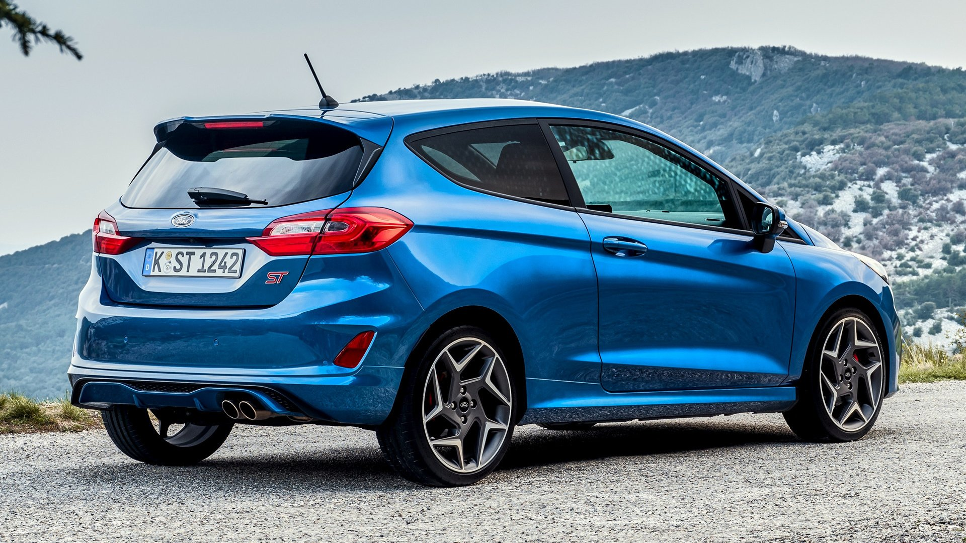 Wallpapers Id Ford Fiesta St 2018 1144453 Hd Wallpaper Backgrounds Download