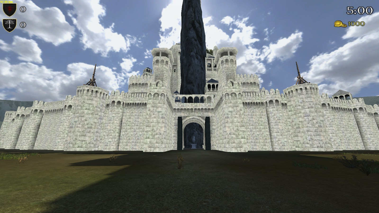 Add Media Report Rss Minas Tirith Minas Tirith Mount And
