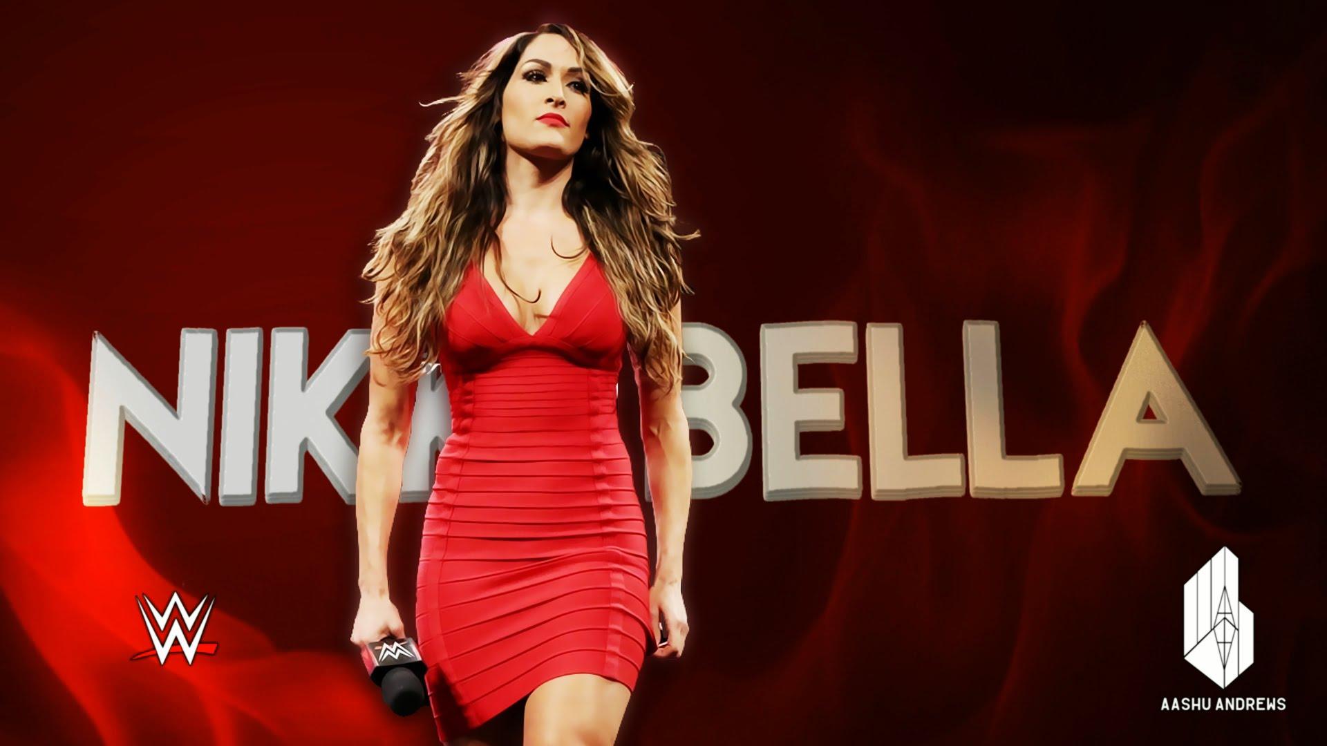 Wwe Nikki Bella Wallpaper Wwe Nikki Bella Heel 1146373