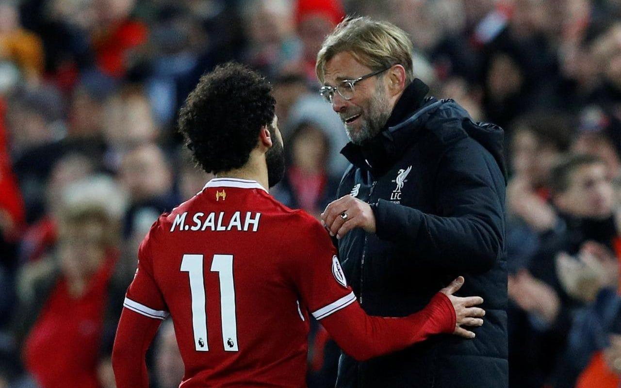 Mo Salah Could Score Something Like 70 Goals This Jurgen