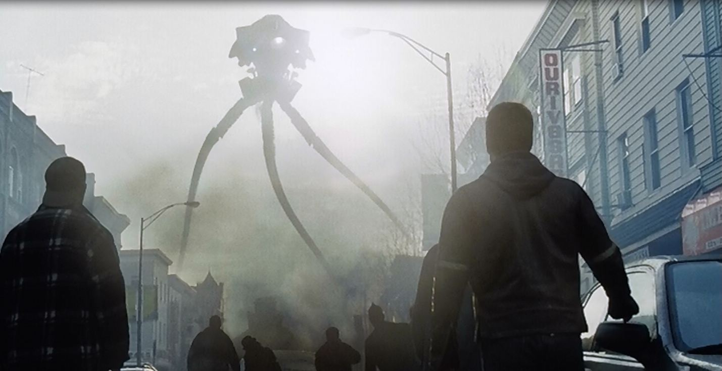 War Of The Worlds 1151206 Hd Wallpaper Backgrounds Download