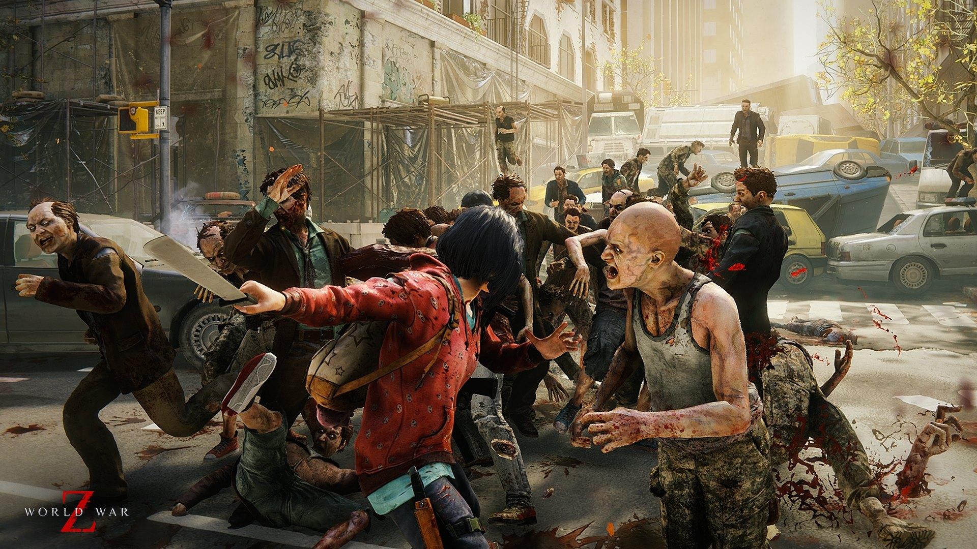 World War World War Z Zombie Game 1151599 Hd Wallpaper