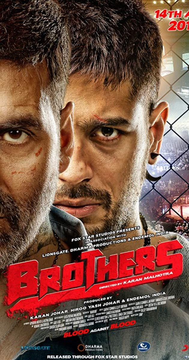 Brother Movie 2015 Poster , HD Wallpaper & Backgrounds