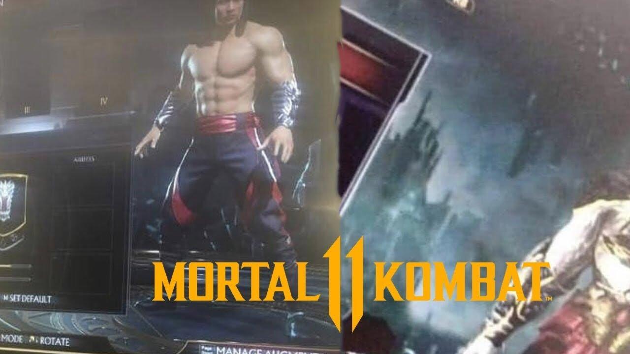 Mortal Kombat 11 Leak Images Of Liu Kang And Shinnok Mortal Kombat 11 Liu Kang 1154032 Hd Wallpaper Backgrounds Download