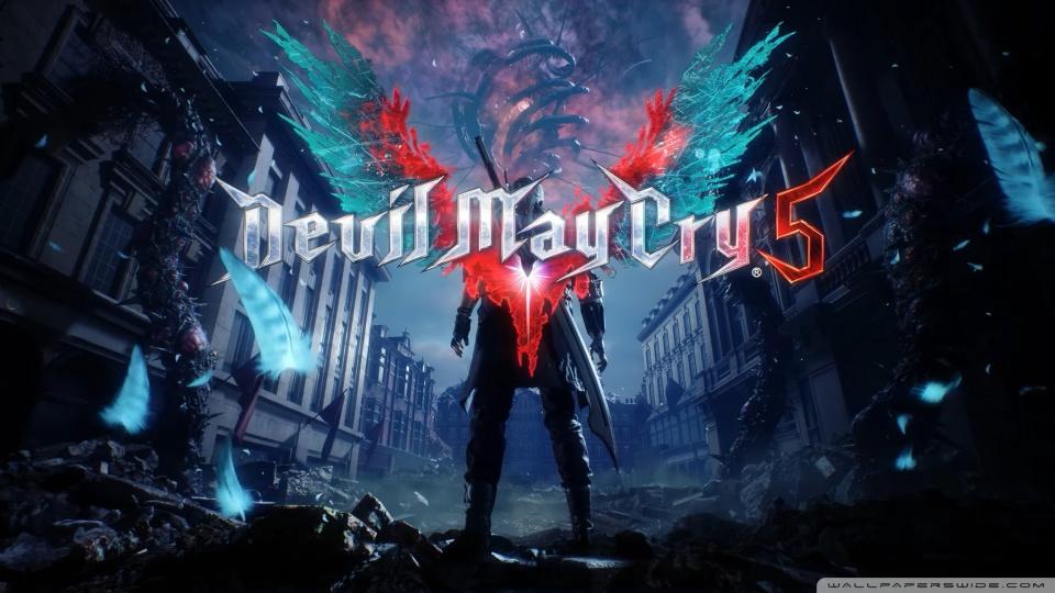 Hd 16 Devil May Cry 5 Theme 1154887 Hd Wallpaper