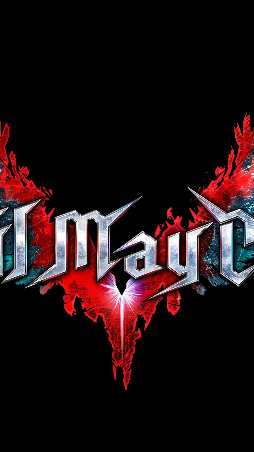 Devil May Cry 5 Logo Dmc 5 Logo Wallpaper Iphone 1155209