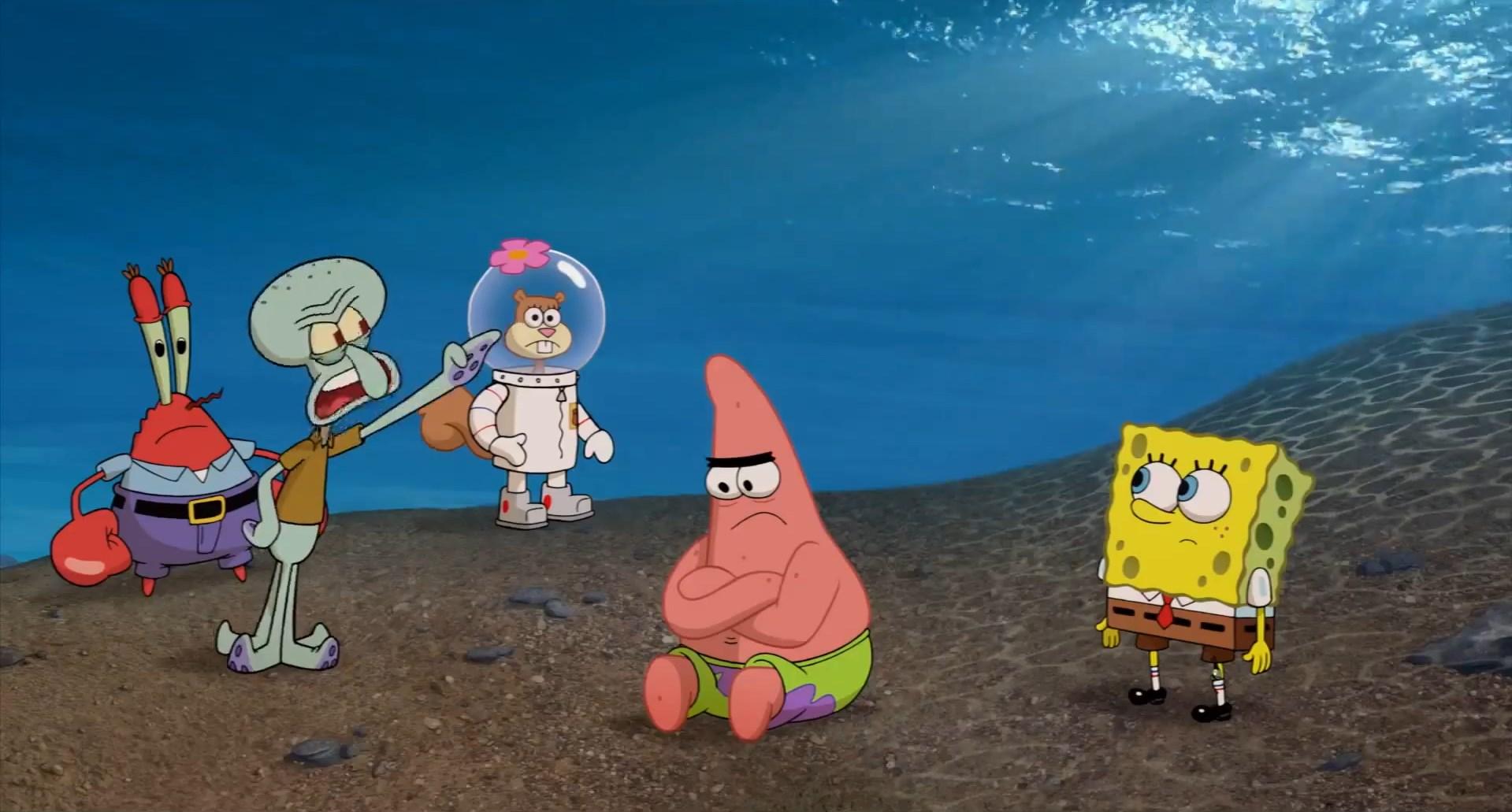 The Spongebob Movie Spongebob Movie It S A Wonderful Sponge