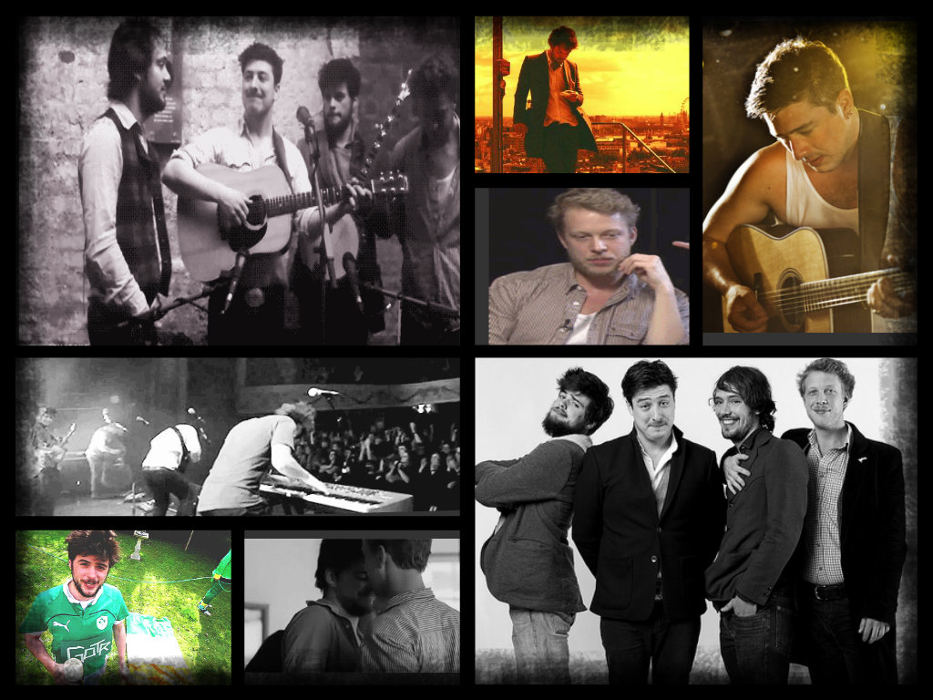 Mumford And Sons Images Mumford And Sons Hd Wallpaper Collage