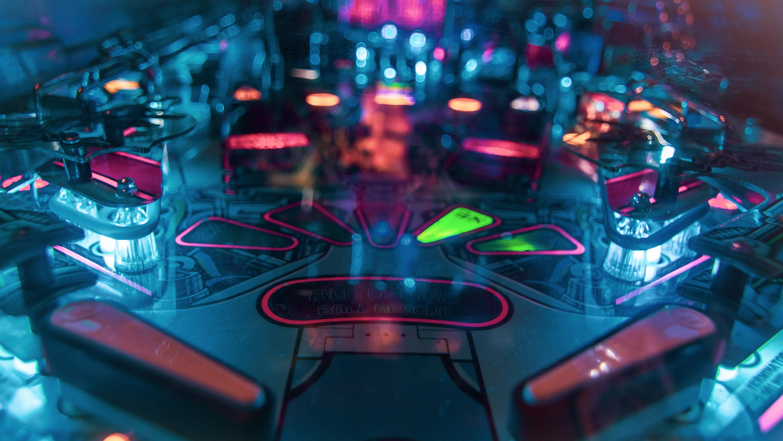 A Pinball Machine Pinball Computer Mouse Arcade Pinball Machine 1157099 Hd Wallpaper Backgrounds Download