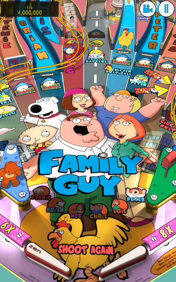 11 - Family Guy Another Freakin Mobile Game Shop , HD Wallpaper & Backgrounds