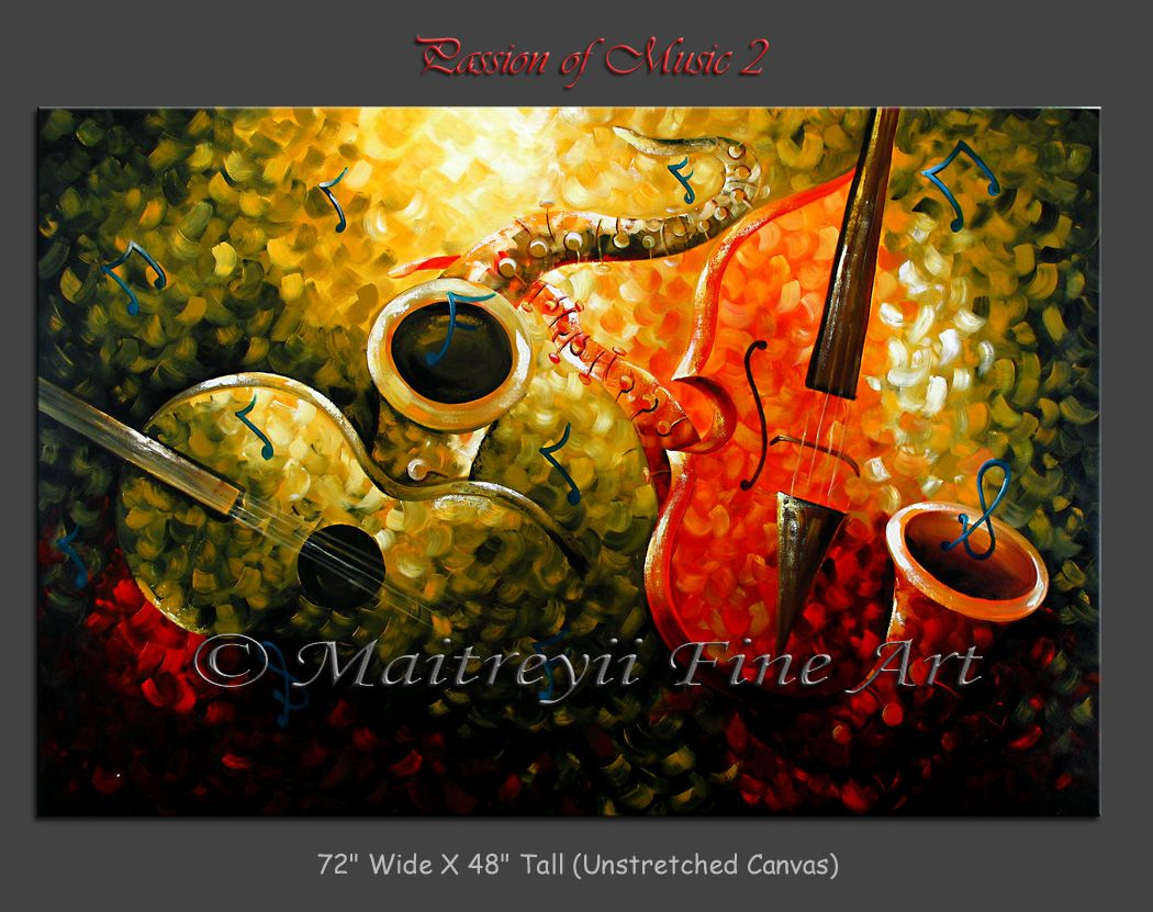 Abstract Paintings Of Music Hd Background 9 Hd Wallpapers - Paintings Related To Music , HD Wallpaper & Backgrounds
