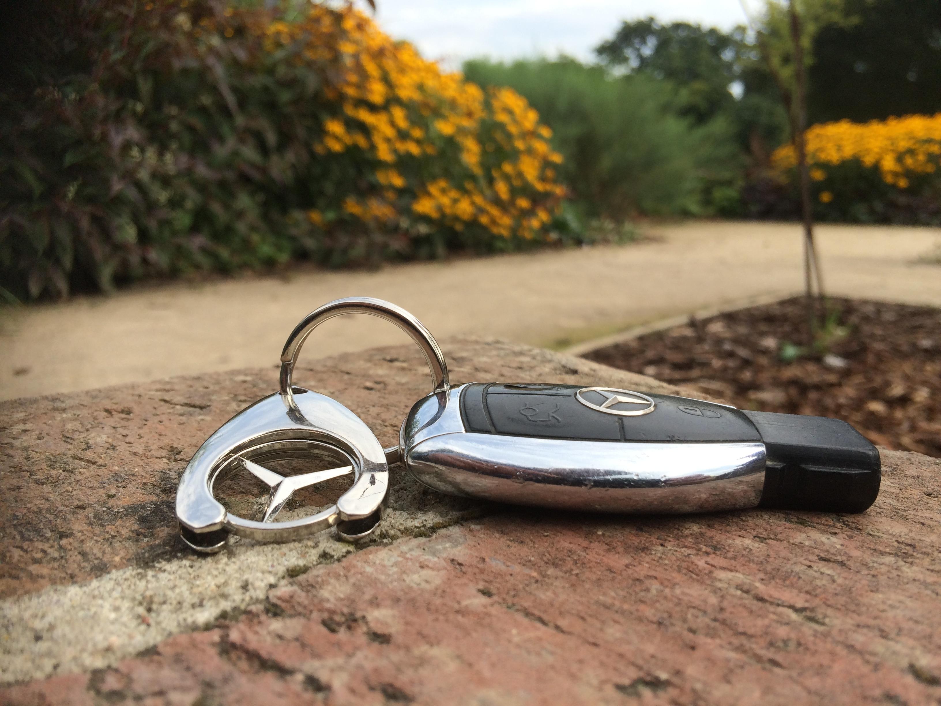 Grey And Black Mercedes Benz Car Fob Car Keys 1158837 Hd Wallpaper Backgrounds Download
