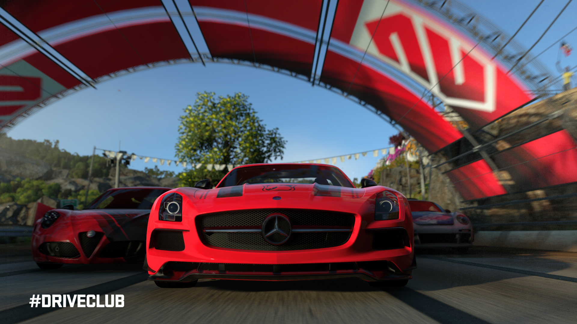 Driveclub Hd Wallpaper - Playstation 4 Driveclub , HD Wallpaper & Backgrounds