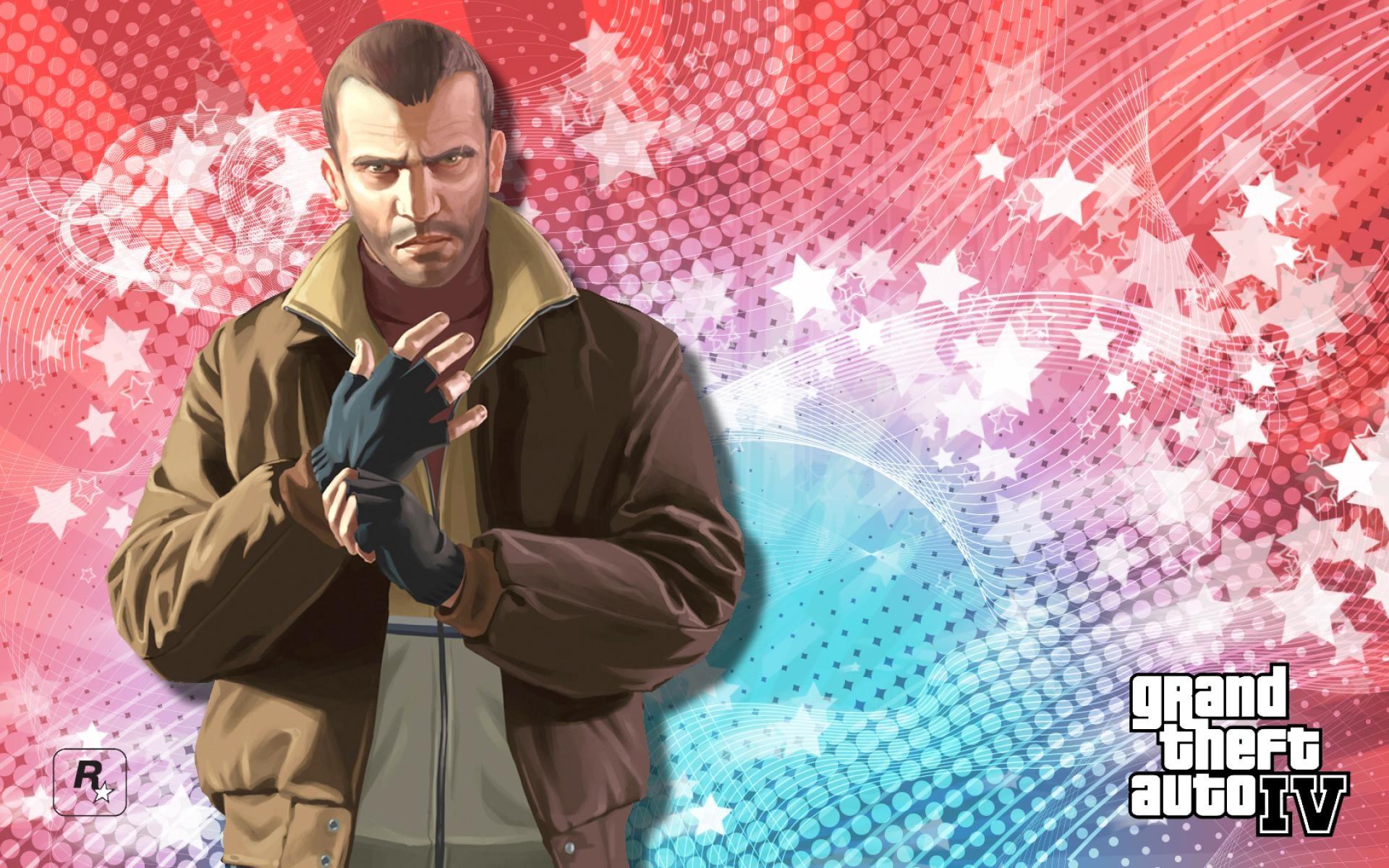 Grand Theft Auto V, Niko Bellic, Fictional Character, - Gta 4 Loading Scenes , HD Wallpaper & Backgrounds