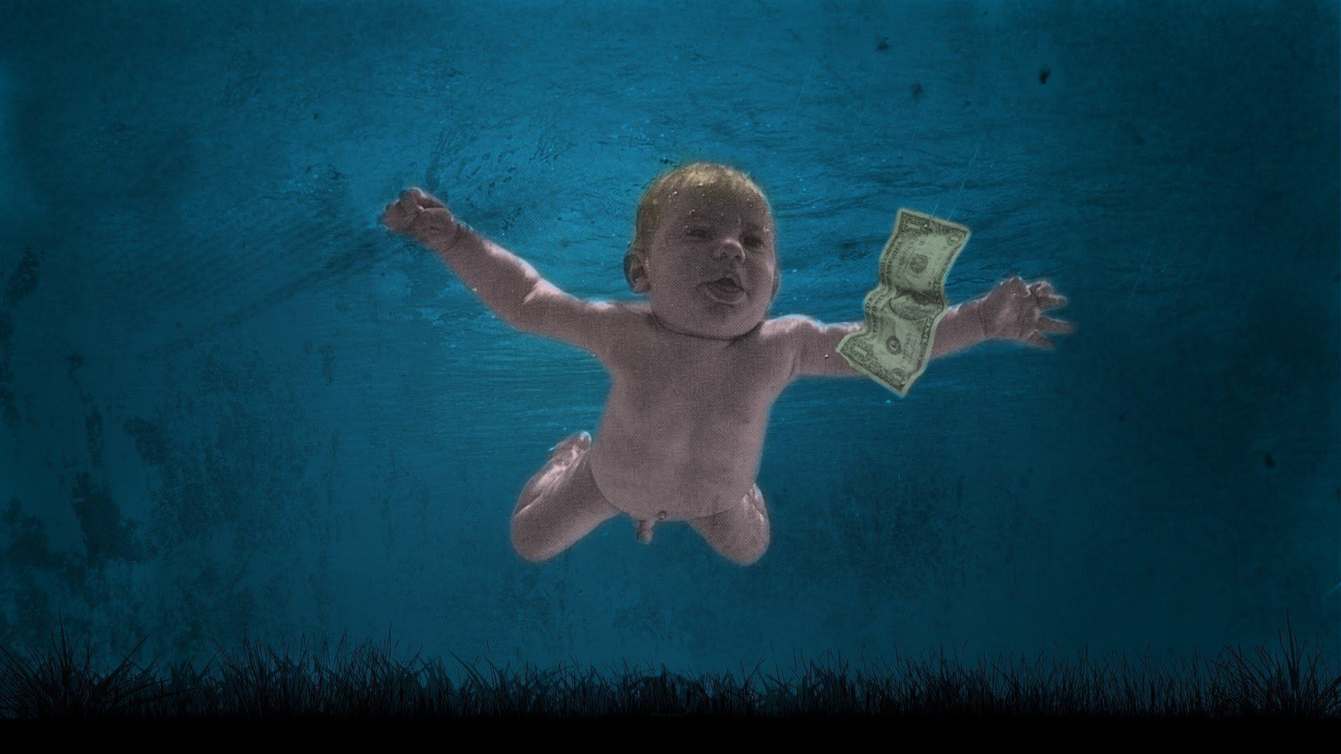 Nevermind Nirvana Nevermind 1166845 Hd Wallpaper