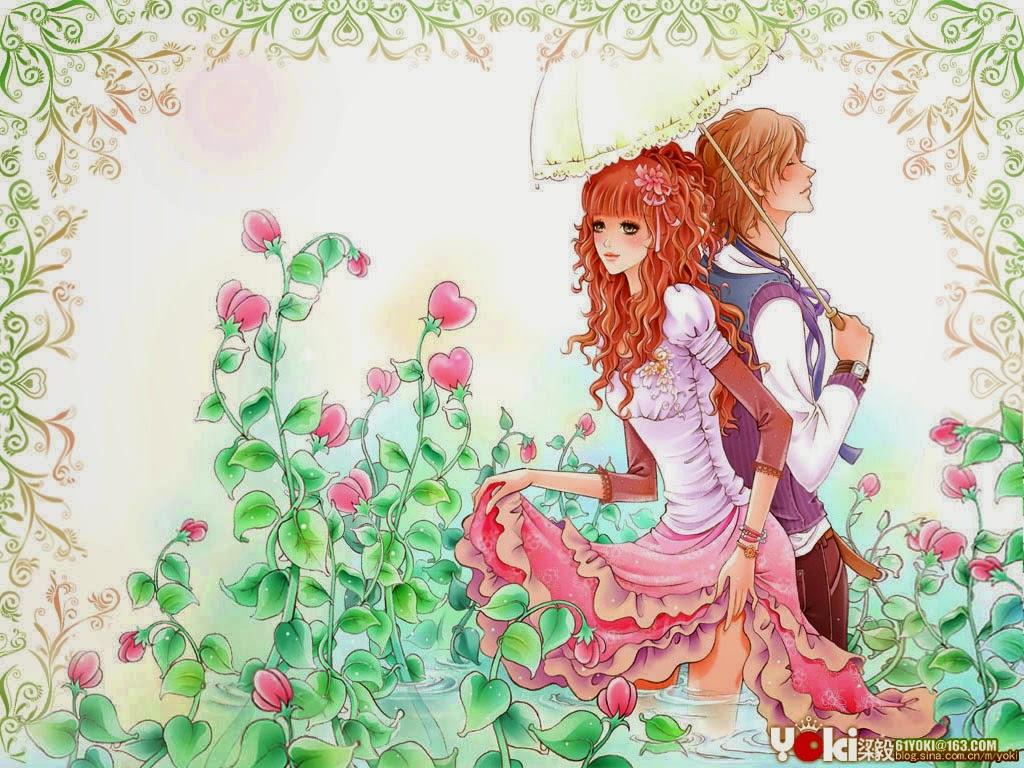 Wallpaper Kartun Korea Romantis Kasun Kalhara Mal Mitak
