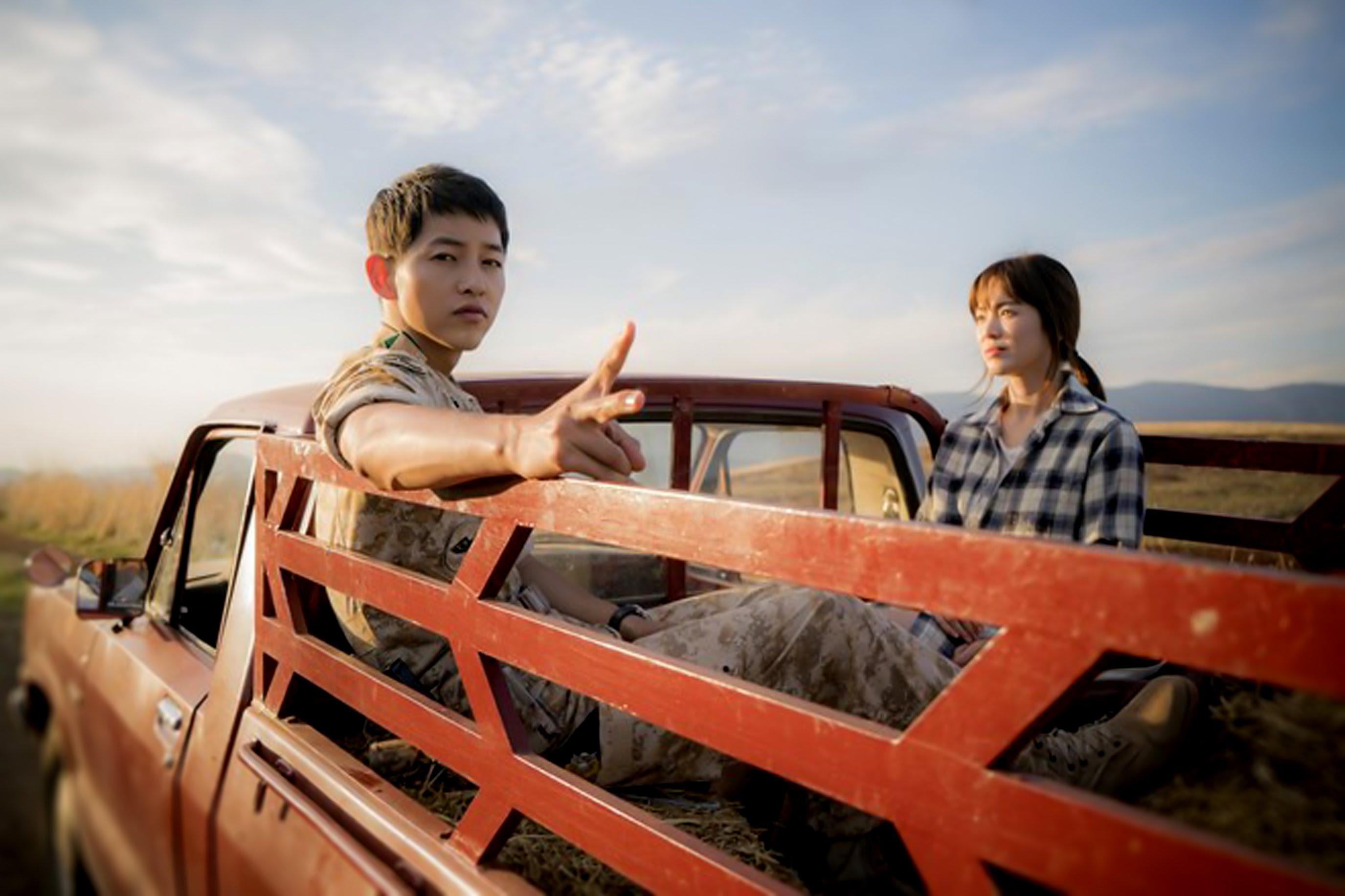 Drama Korea Descendants Of The Sun Descendants Of The Sun