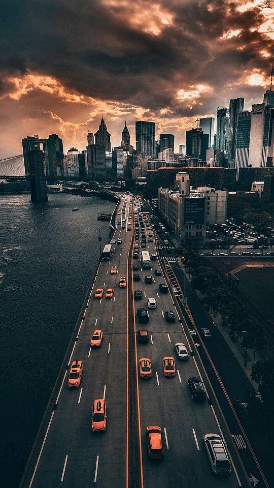 New York خلفيات 4k ايفون X 1171530 Hd Wallpaper