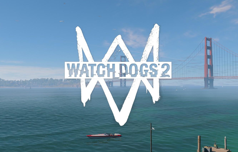 Photo Wallpaper Ubisoft, San Francisco, Game, Watch - Watch Dogs 2 , HD Wallpaper & Backgrounds