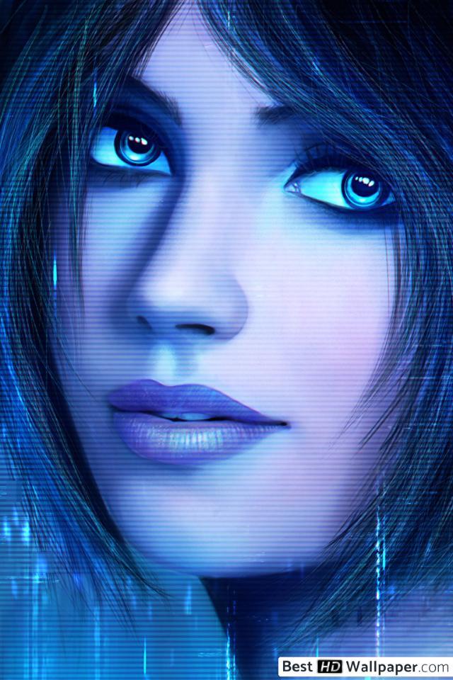 Apple Iphone Retina 4 4s Cortana Wallpaper Hd Windows 10