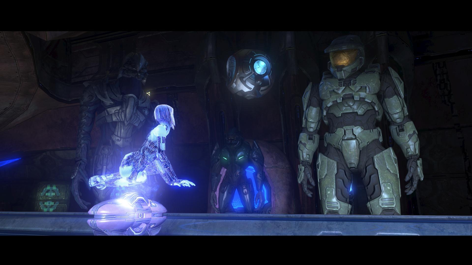 Cortana And Master Chief Hd Wallpaper Master Chief And Cortana
