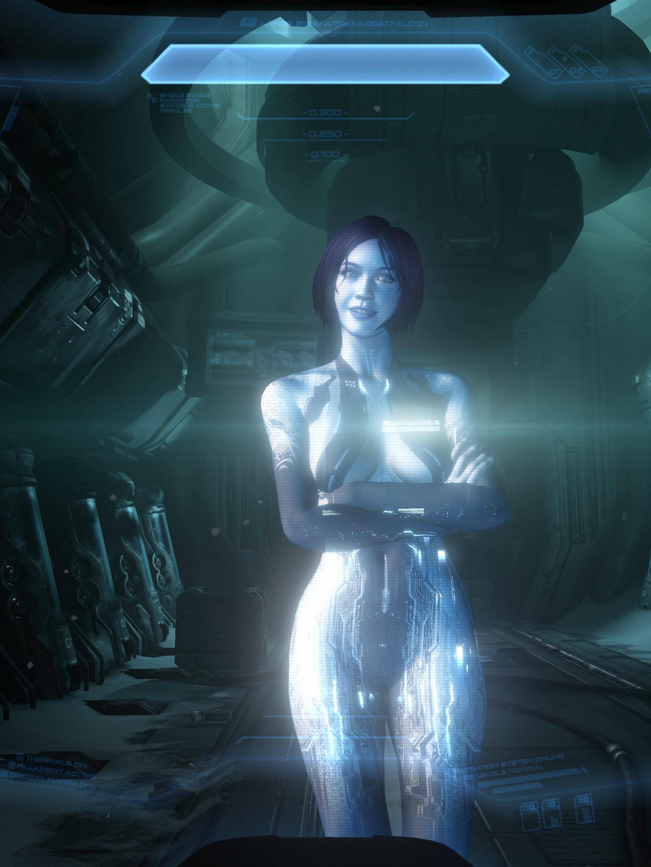 Download Wallpaper Halo Master Chief Collection Cortana