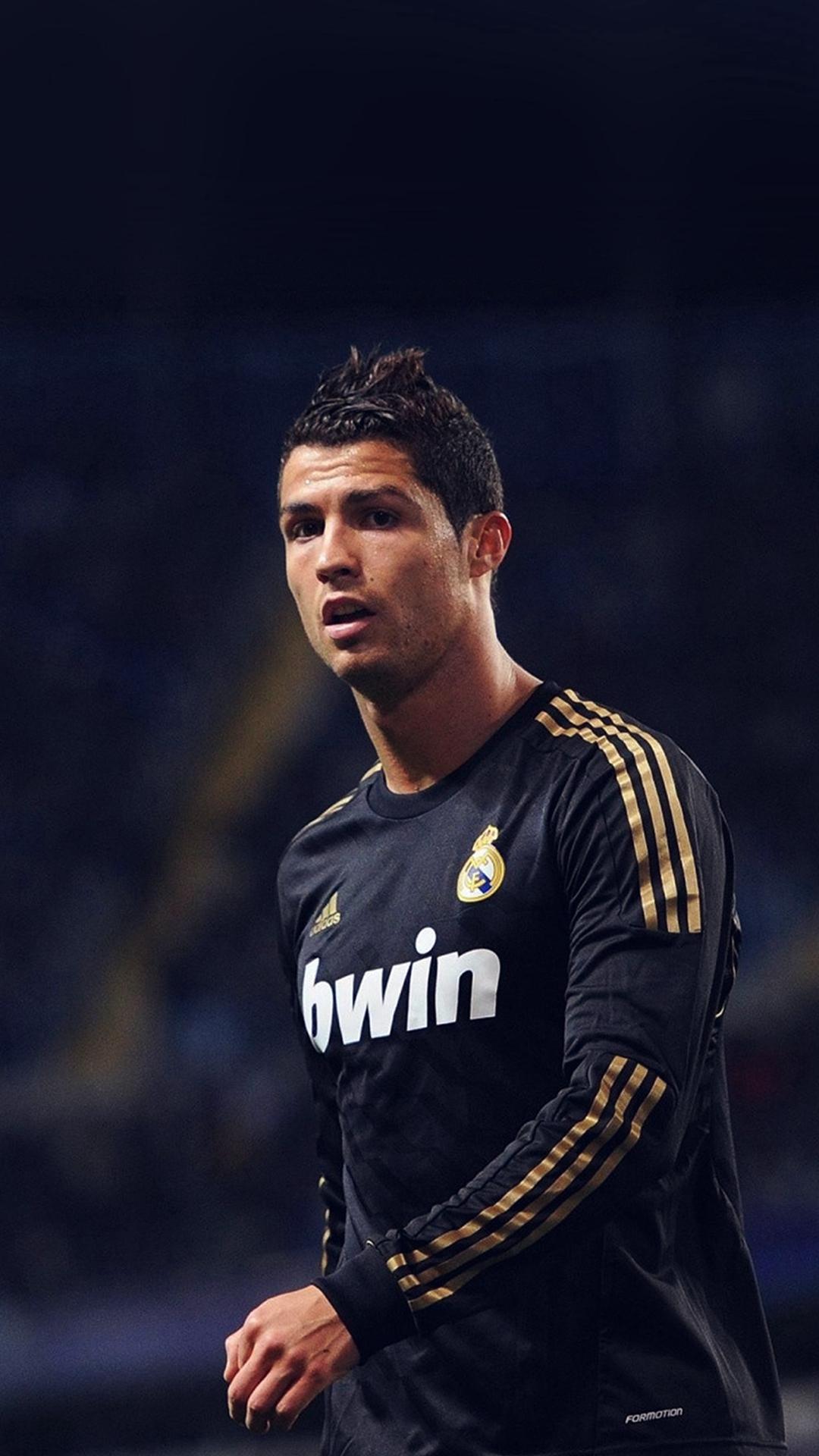 Ronaldo Christiano Soccer Star Iphone 6 Wallpaper - Cristiano Ronaldo Real Madrid 2012 , HD Wallpaper & Backgrounds