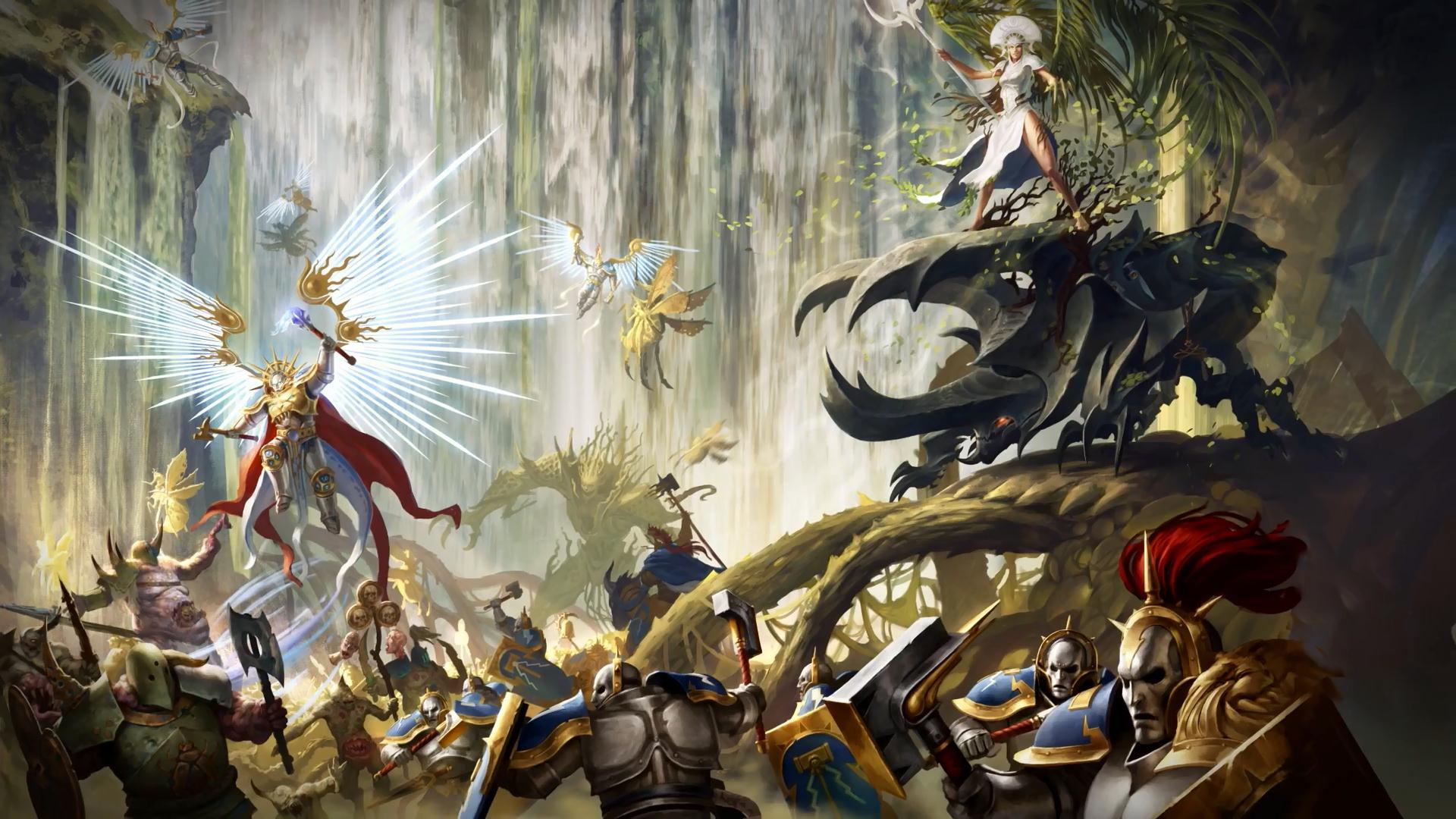 Post Age Of Sigmar Art 1178246 Hd Wallpaper Backgrounds