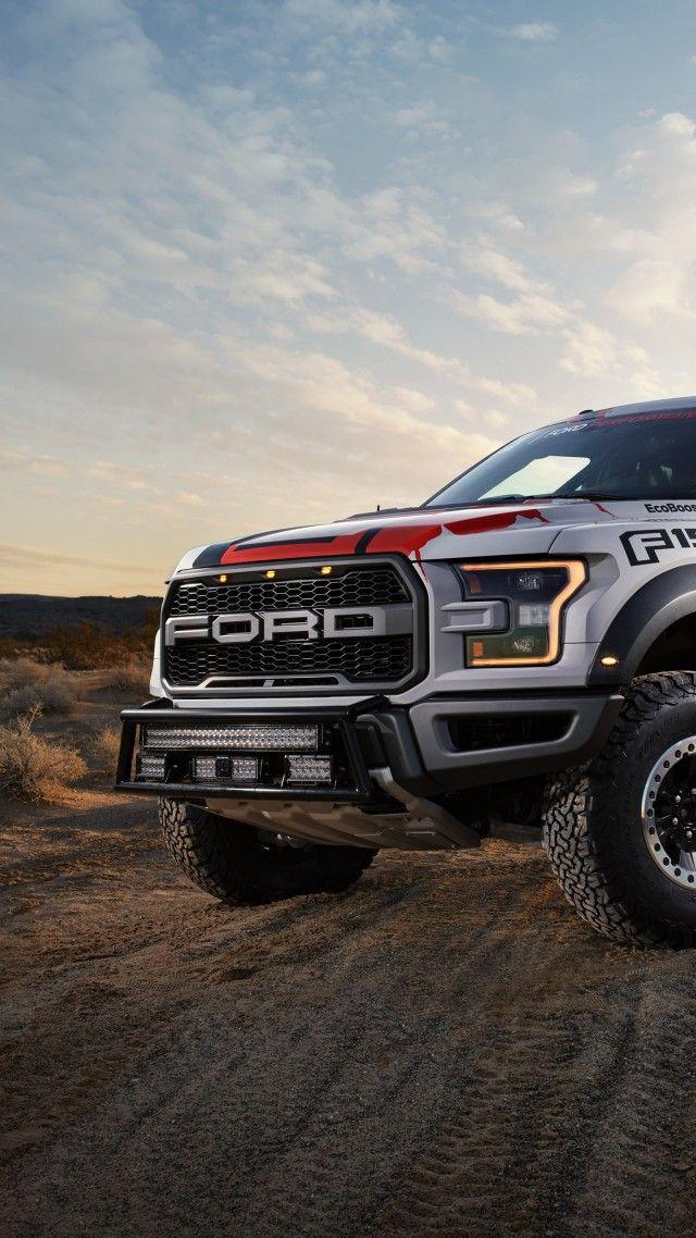 Ford F-150 Raptor, Race Truck - Ford Raptor Wallpaper Iphone , HD Wallpaper & Backgrounds