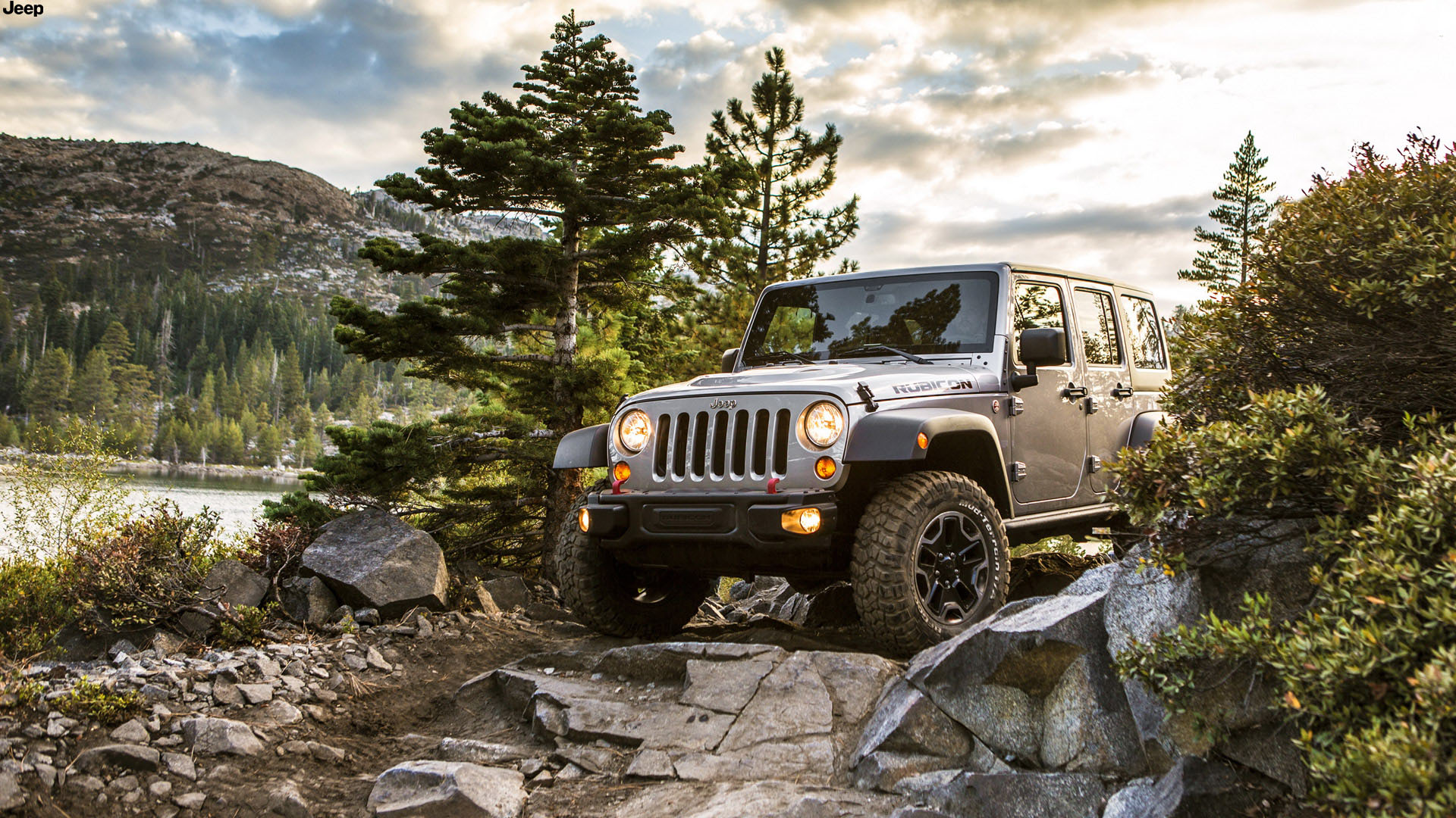 Download High Resolution Jeep Wrangler Rubicon Offroad