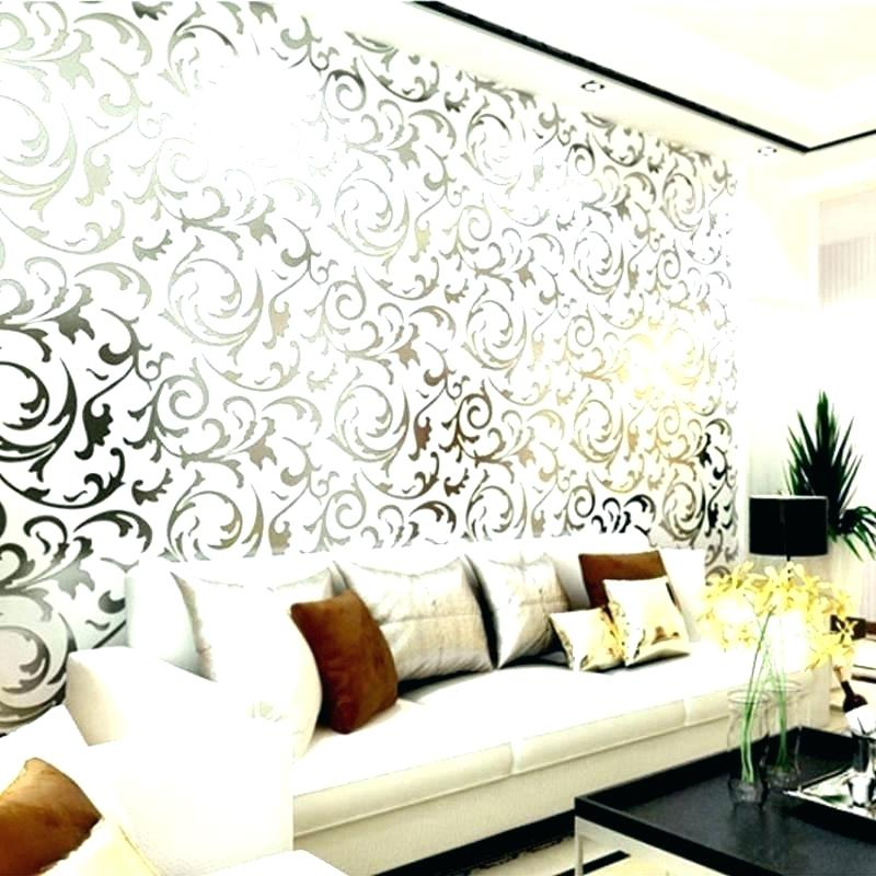 Wallpaper For Bedroom Walls Wall Capricious 9 3d Price ...