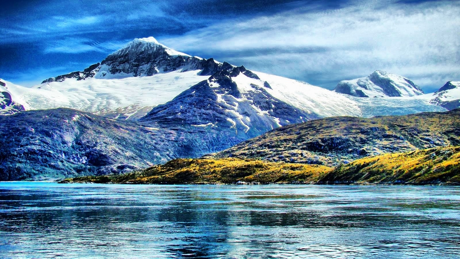 Tierra Del Fuego Paisajes Hd , HD Wallpaper & Backgrounds