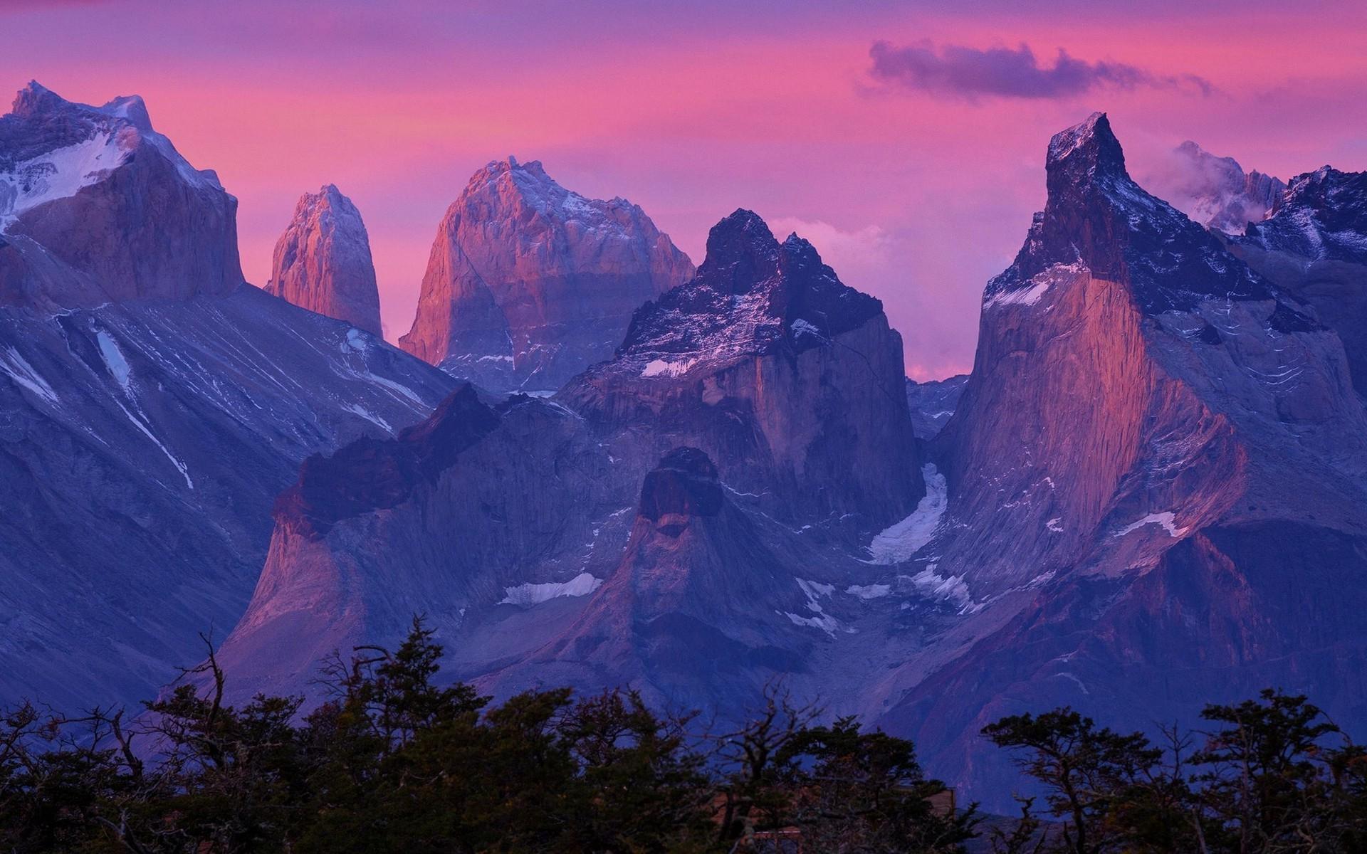 Torres Del Paine National Park , HD Wallpaper & Backgrounds