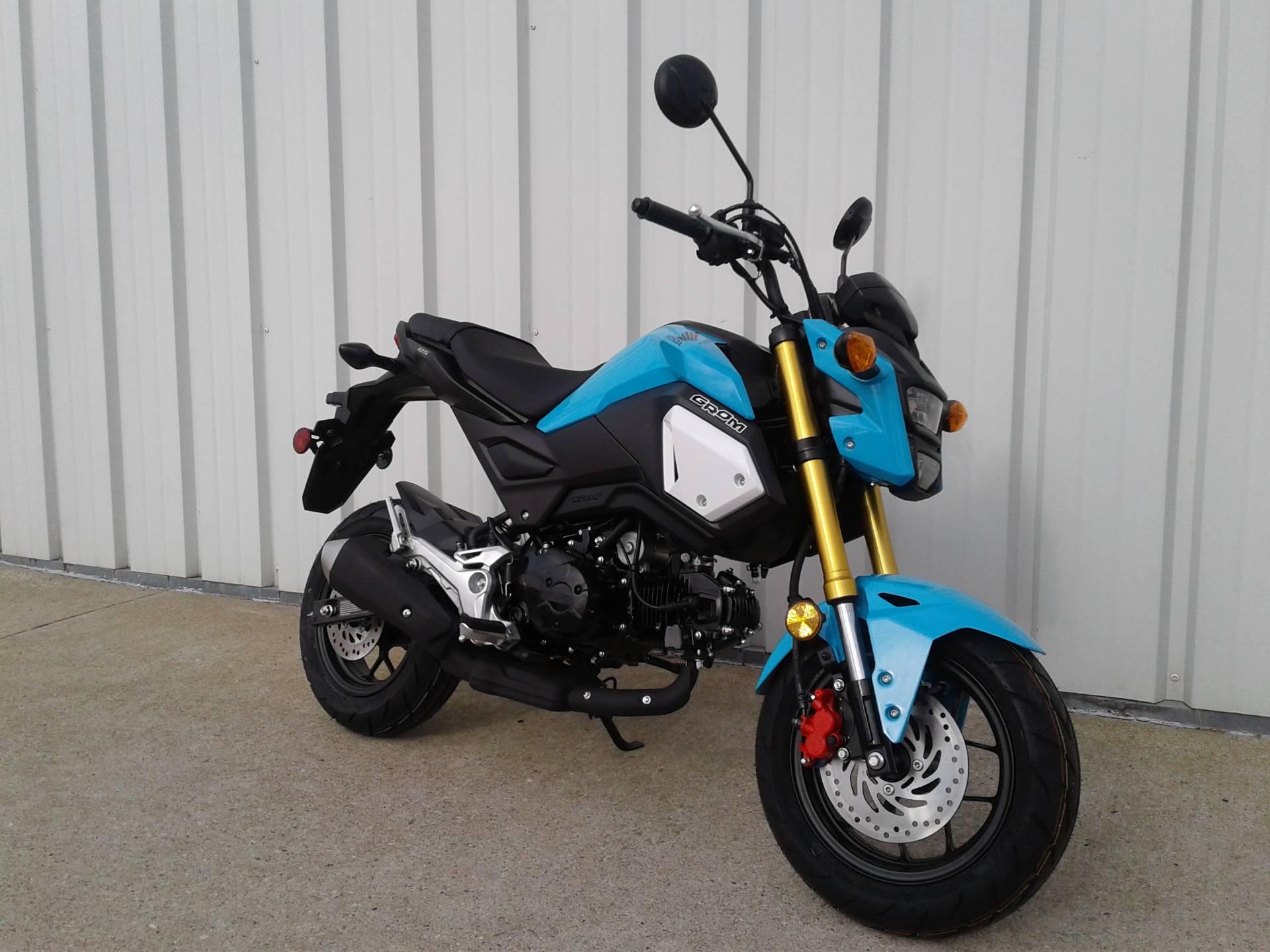 Honda Grom Price >> 2019 Honda Grom In Manitowoc Wisconsin Honda 1185160