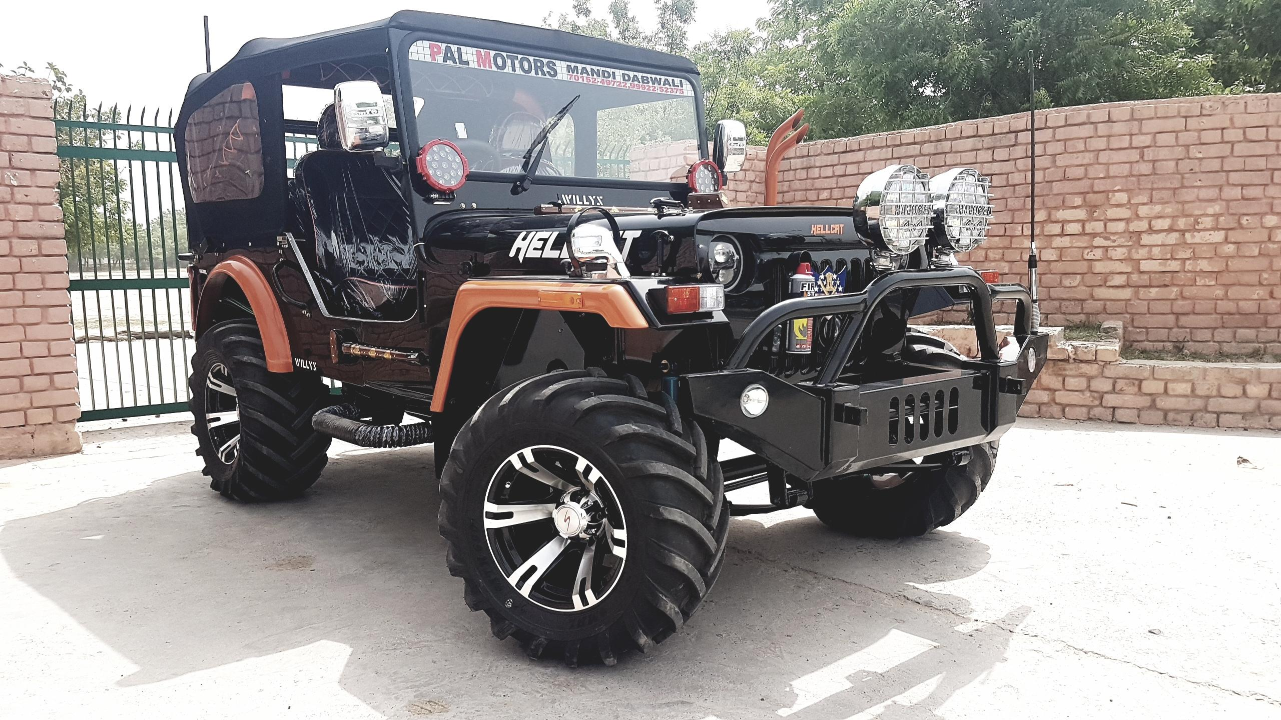 Supercars Gallery Modified Jeep Hd Photos