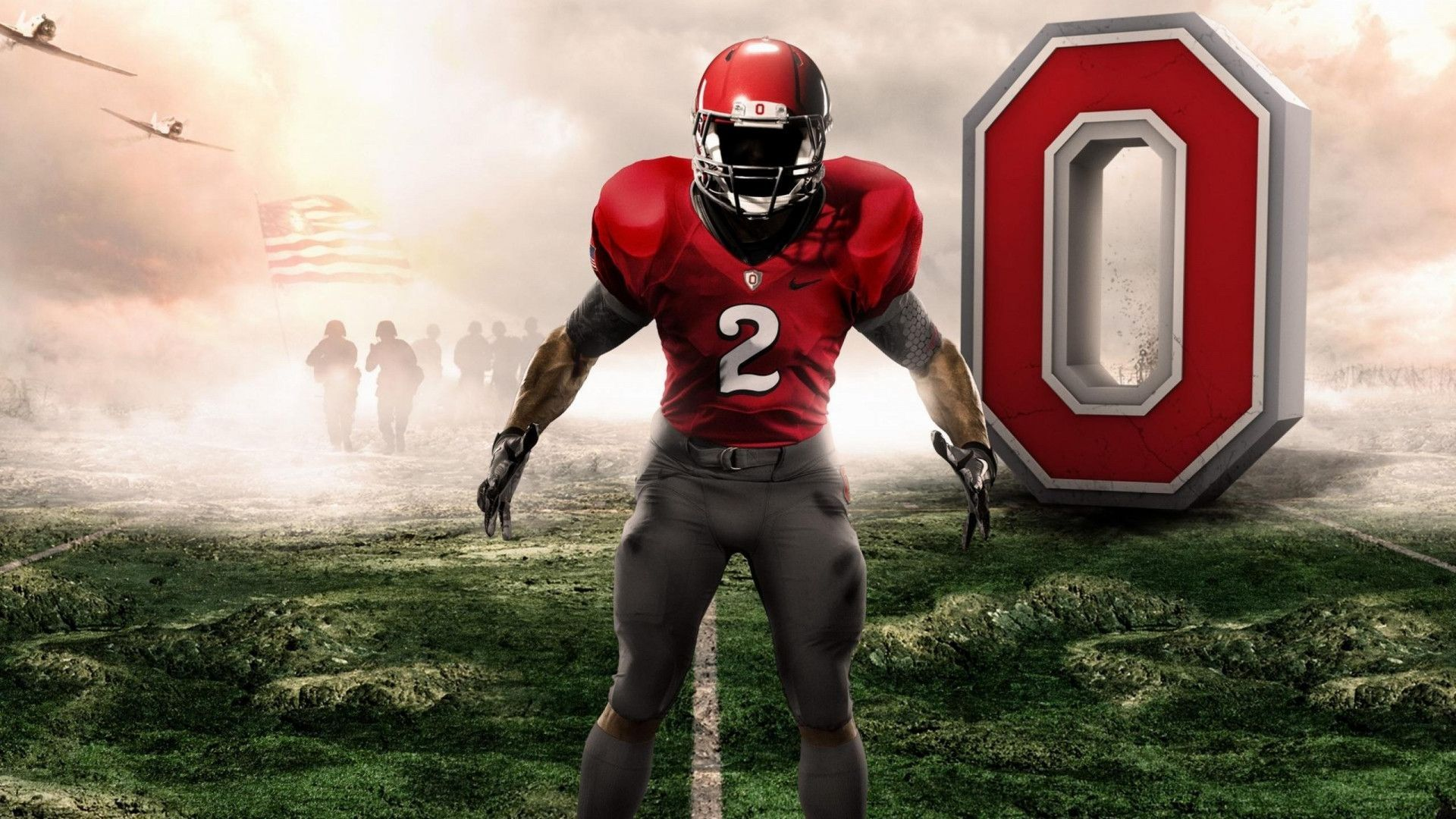 Free College Wallpapers College Football Background Hd