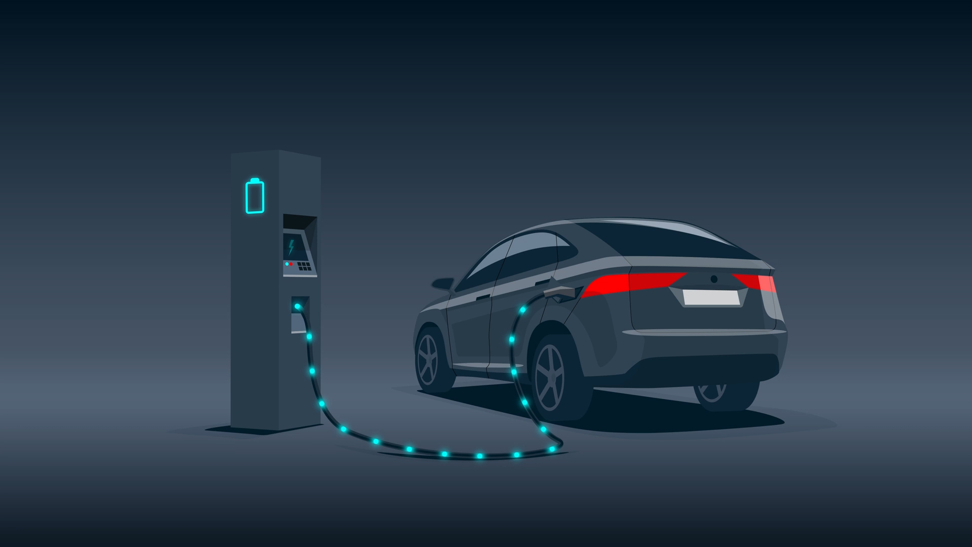 Image result for electric cars animated wallpaper