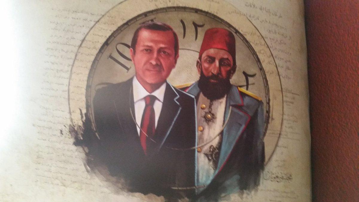 Başkomutanimiz Cumhurbaşkanimiz Recep Tayyip Erdoğan