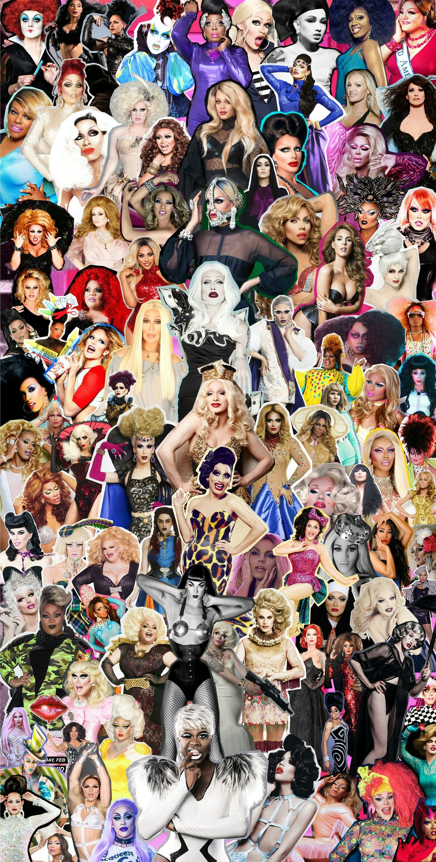 Wallpaper Rupaul Drag Race All Of Them Together - Rupaul's Drag Race Season 11 , HD Wallpaper & Backgrounds