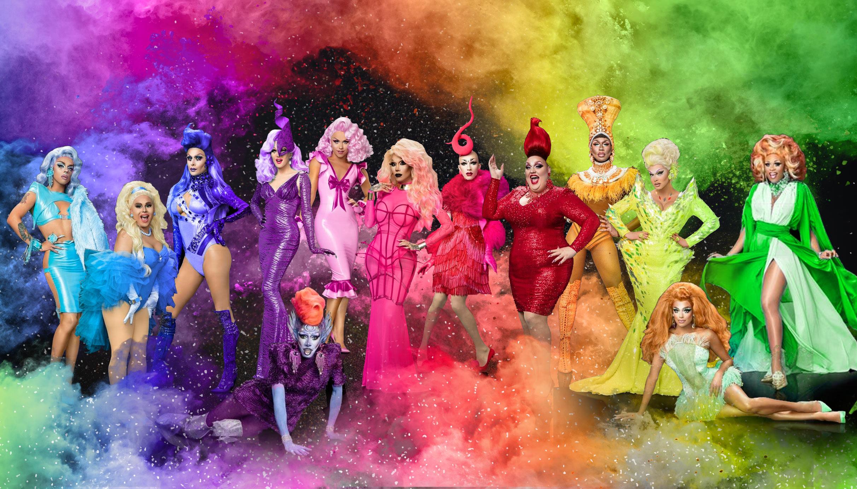 Ranking The Queens Of Rupaul's Drag Race Season - Drag Race Season 9 Finale , HD Wallpaper & Backgrounds
