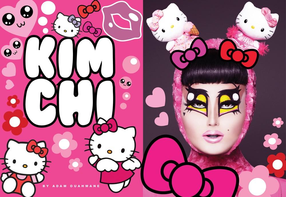 Rupauls Drag Race Star Kim Chi Brings Her Anime Inspired
