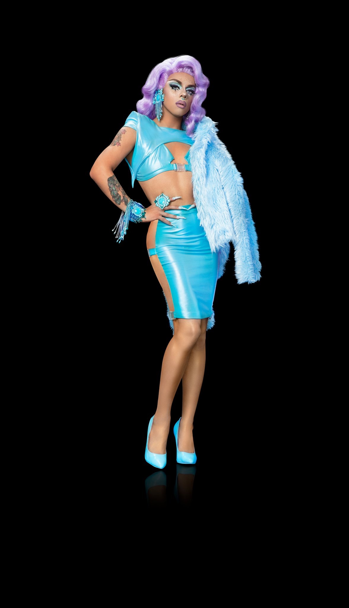 Rupaul's Drag Race Hd Pics - Aja Rupaul's Drag Race , HD Wallpaper & Backgrounds