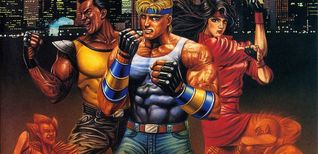 Street Of Rage , HD Wallpaper & Backgrounds