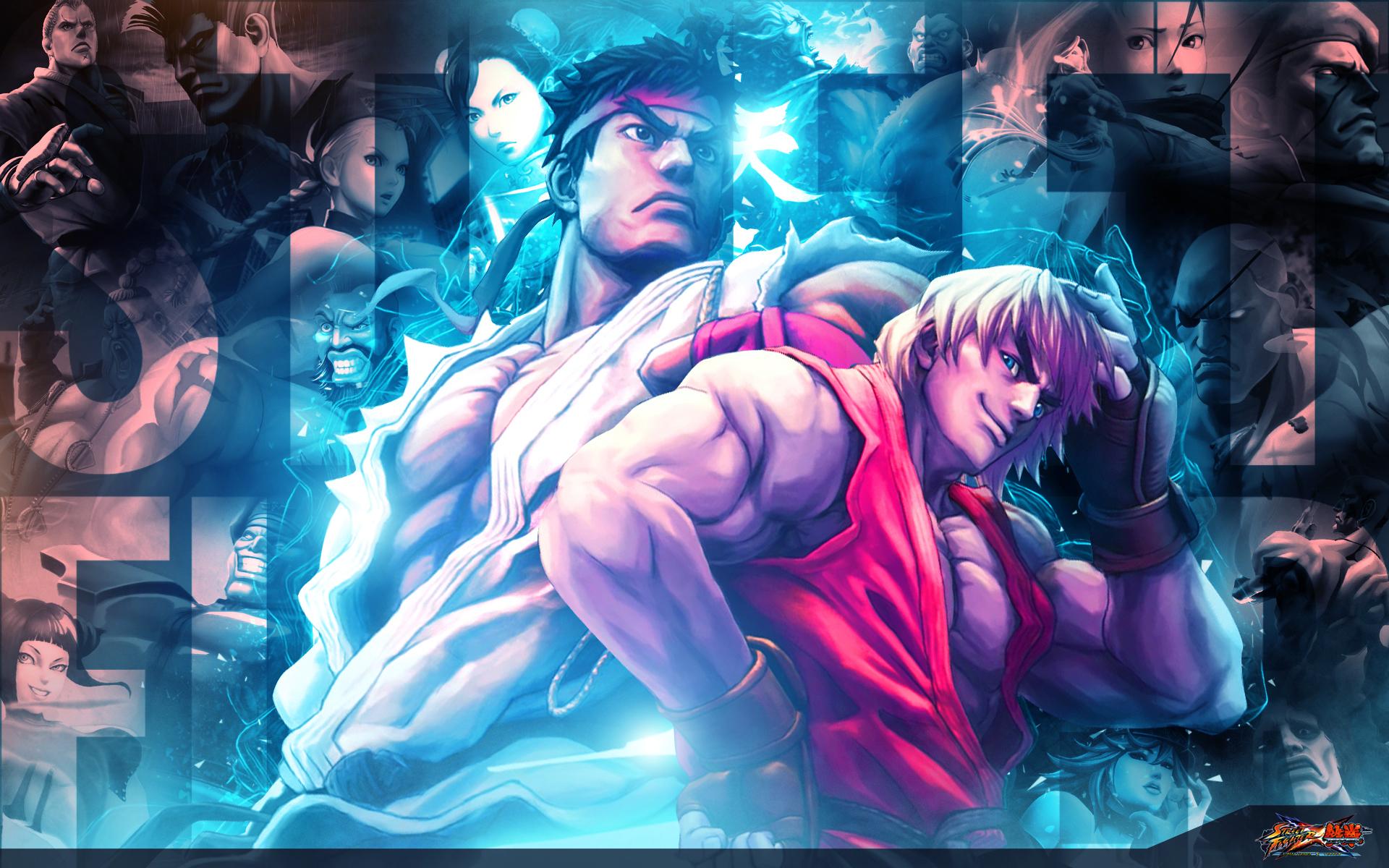Street Fighter X Tekken Wallpaper Hd Street Fighter Vs Tekken Hd